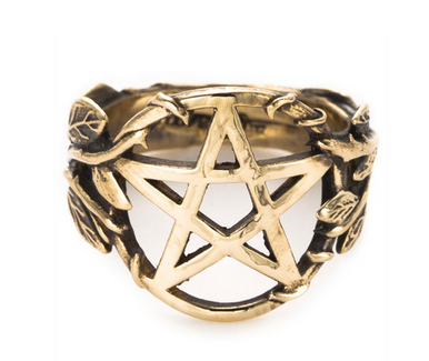 Pamela Love Pentagram Ring starting at $100