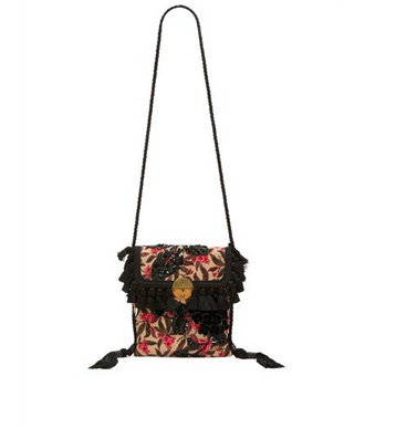 Marc Jacobs Embroidered Surfer Bag $3,495