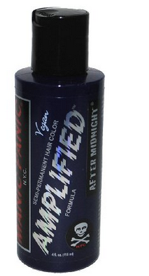 Manic Panic Amplified After Midnight Blue Amplified Hair Dye Color $11.49