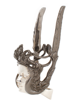 Yunus & Eliza Messenger Ring $2340