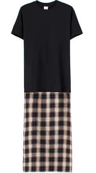 Gypsy Sport Plaid Float T-Shirt $75