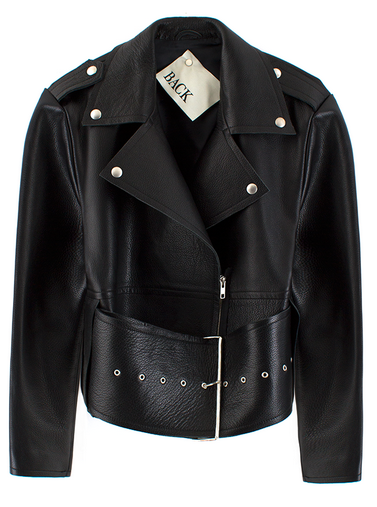 Ann-Sofie Back Biker Jacket $1545