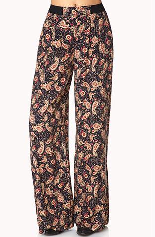 Bohemian Spirit Woven Pants $17.80