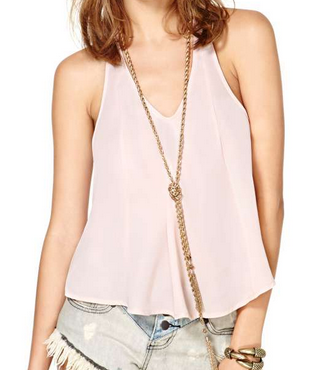 Nasty Gal Sweet Talk Cami Tank $19