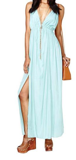 Amina Maxi Dress $58