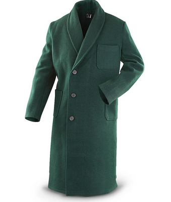 Bulgarian Wool Trench Coat $29.99