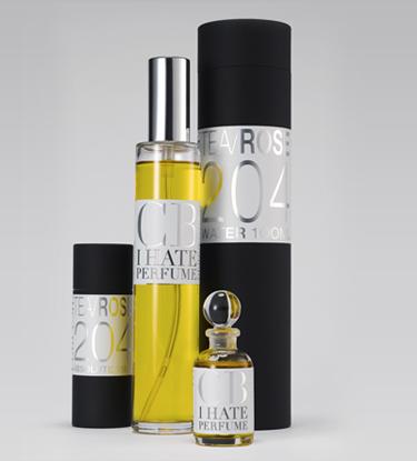 CB I hate Perfume TEA ROSE $33