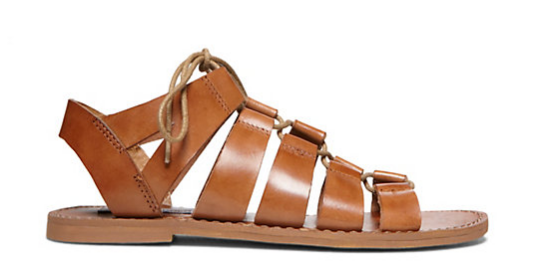 Steve Madden Squidd Cognac Leather $69.95