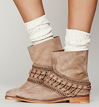 Free People Wanderlove Ankle Boot $69.95