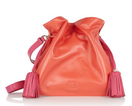 Loewe Flamenco Shoulder Bag $2150