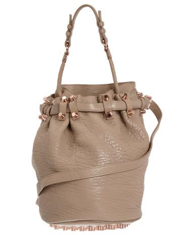 Alexander Wang Diego Bucket Bag $875