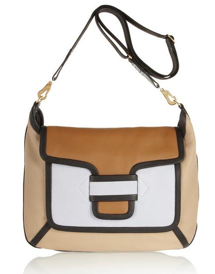 Pierre Hardy Color Block Shoulder Bag $1525