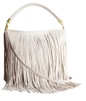 H&M Fringe Shoulder Bag $29.95