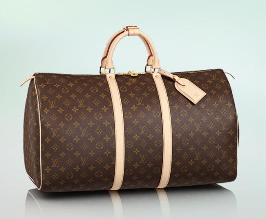 Louis Vuitton Keep All $1390