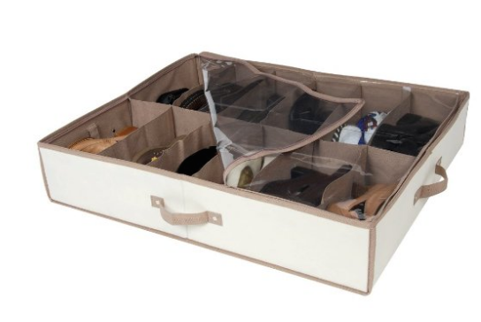 Ontel Under Bed Organizer 12 Pair $9.99