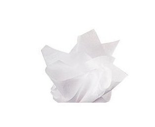"White Tissue Paper 15"" X 20"" - 100 Sheet Pack $2"
