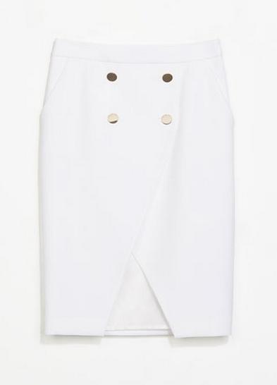 Zara Crossover Skirt $59.90