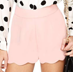 Nasty Gal First Romance Shorts $38