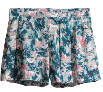 H&M Woven Shorts $24.95