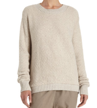 The Elder Statesman Honey Comb Cashmere Sweater $1175