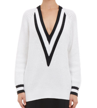 Rag & Bone V Neck Sweater $395