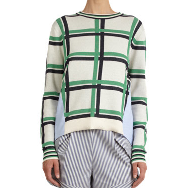 Thakoon Addition Sweater Shirt $340