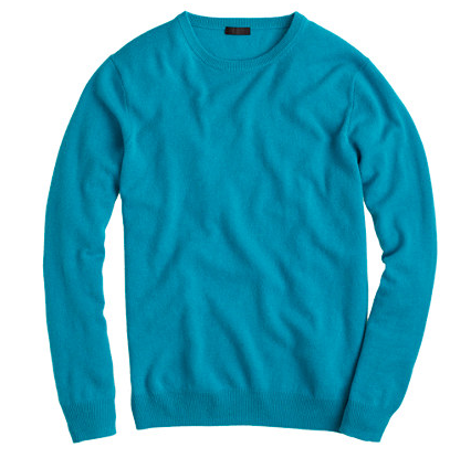 J Crew Cashmere Boyfriend Sweater $225