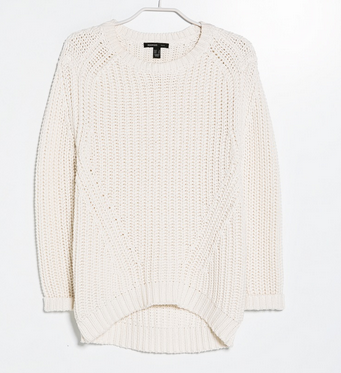 Mango Cotton Sweater $59.90