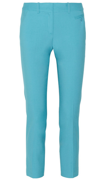Michael Kors Stretch Wool Pants $347.50