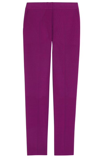 Sophie Hulme Mohair & Wool Pants $275