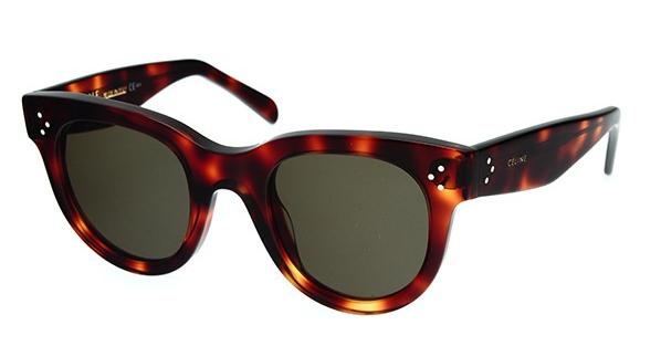 Celine Baby Audrey Sunglasses $257
