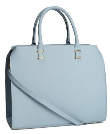 H&M Denim Blue Handbag $39.95