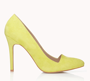 Forever 21 Classic Faux Suede Pump $29.80