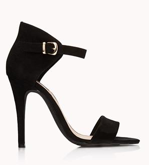 Forever 21 Stiletto Sandals $32.80