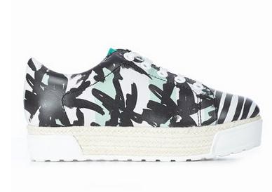 Kenzo Espadrille Sneakers $210