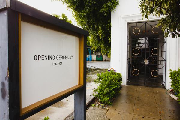 Opening Ceremony LA