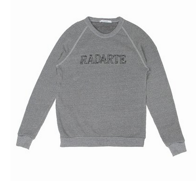 Radarte Rodarte Sweat Shirt $155