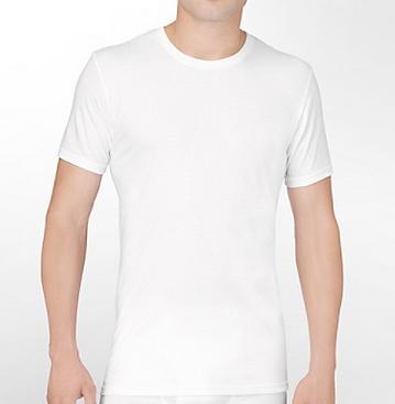 Calvin Klein 3 Pack Short Sleeve Crew Tee $37.50