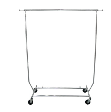 Target Chrome Rolling Rack $61.99
