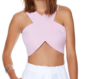 Rosaline Crop Top $40.00