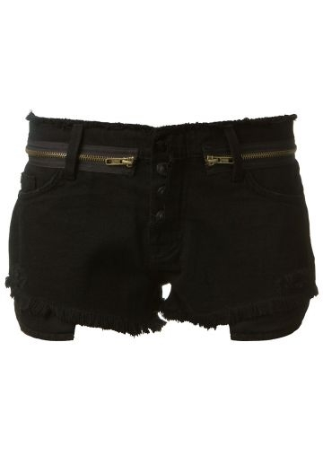 Hudson Black Shorts Shop With Sally Lyndley