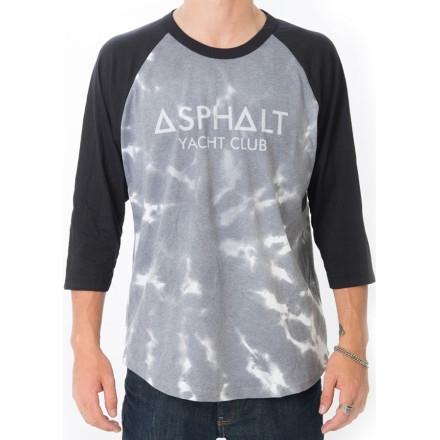 Asphalt Yacht Club Heardsman Raglan T-Shirt - Long-Sleeve $17.59