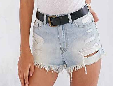 BDG High-Rise Cheeky Short $54