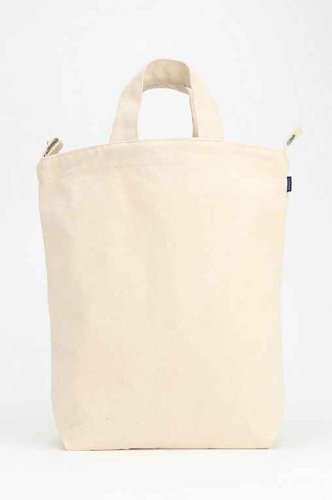 BAGGU Canvas Duck Tote Bag $30