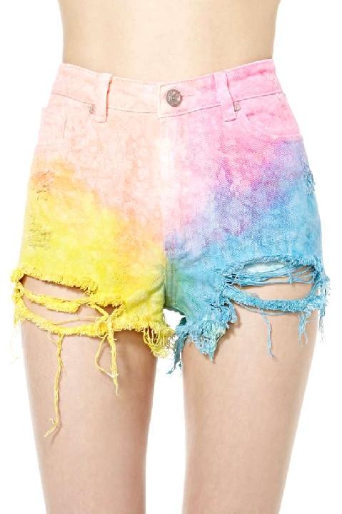 UNIF Hangover Cutoff Shorts Lyndley Trends Sally Lyndley Fashion Stylist