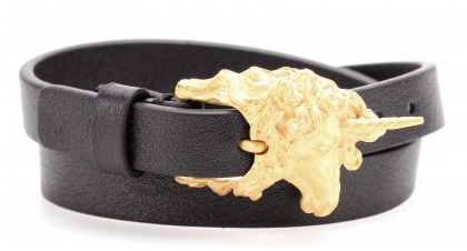 VALENTINO Unicorn leather wrap bracelet Shop With Sally Sally Lyndley Fashion Stylist