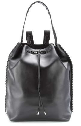 THE ROW Leather backpack Shop With Sally Sally Lyndley Fashion Stylist