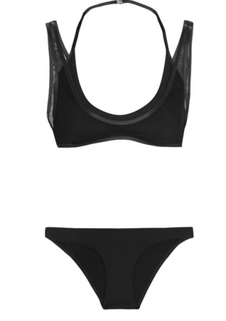 ZIMMERMANN Filigree double-layered halterneck bikini Shop With Sally Sally Lyndley Fashion Stylist