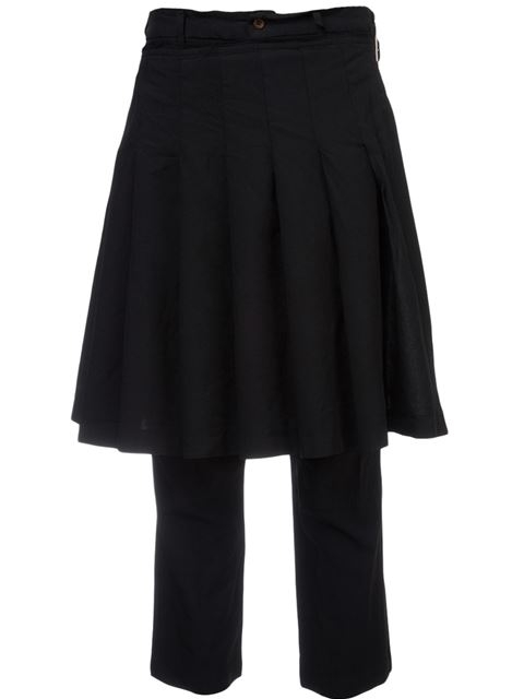 COMME DES GARÇONS COMME DES GARÇONS trouser skirt Lyndley Trends Sally Lyndley Fashion Stylist