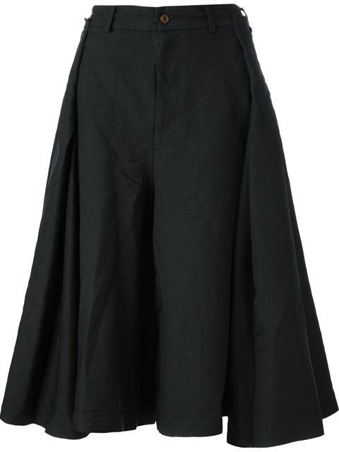 COMME DES GARÇONS COMME DES GARÇONS a-line skirt Lyndley Trends Sally Lyndley Fashion Stylist